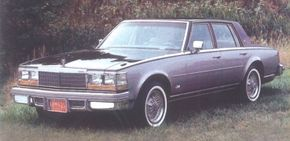The last of the first-generation Sevilles rolled out for 1979, again with available Elegante trim.