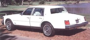 Seville styling would be widely copied by U.S. automakers into the Eighties.
