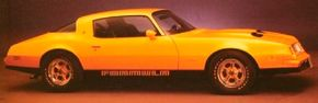 The 1976 Firebird Formula was the perfect choice for those with the need for speed who couldn't afford a Trans Am. See more Pontiac Firebird pictures.