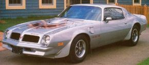 The 1976 Firebird Trans Am sold over 46,000 models. See more Pontiac Firebird pictures.