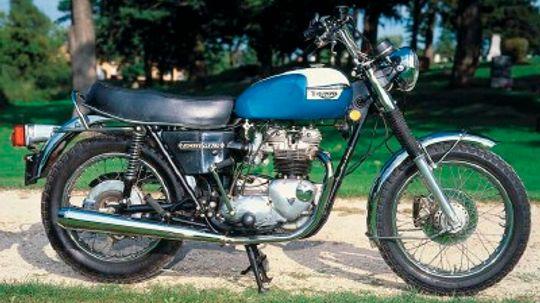 1976 Triumph Bonneville