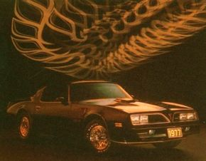 After the success of the 1976 anniversary model, Pontiac made a special edition black-and-gold Firebird Trans Am. See more Pontiac Firebird pictures.