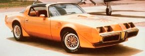 The 1979 Pontiac Firebird Trans Am came standard with an Oldsmobile 185 horsepower engine. See more Pontiac Firebird pictures.