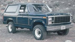 1980 Ford Bron