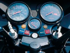 The CBX could easily exceed 85 mph in third gear.