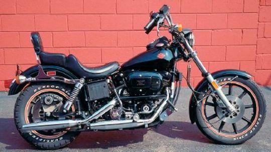 1982 Harley-Davidson FXB Sturgis