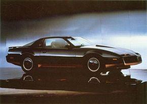 Firebird's sleek new shape grew even sleeker with the 1982 Trans Am. See more Pontiac Firebird pictures.