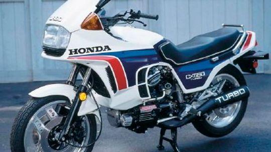 1983 Honda CX650T