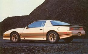 1985 Firebirds received a minor facelift, notably the elimination of the split grille. See more Pontiac Firebird pictures.