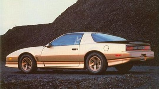 1985 Pontiac Firebird Trans Am