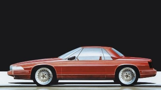 1987-1993 Cadillac Allante