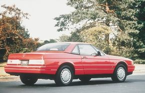 The 1988 Allante saw a 23.6-percent drop in demand to 2,569 cars.