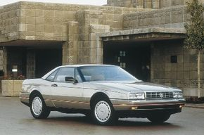 The 1991 Allante production slumped to 2,500 cars, even with suspension, steering, and audio system improvements.