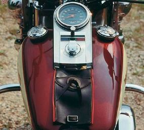 Simple, bold, machine-like--that was the rider's view.