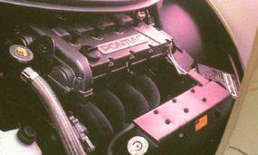 The Pontiac Stinger boasted a modest 170-horsepower engine.