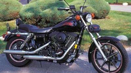 1991 Harley-Davidson FXDB Sturgis