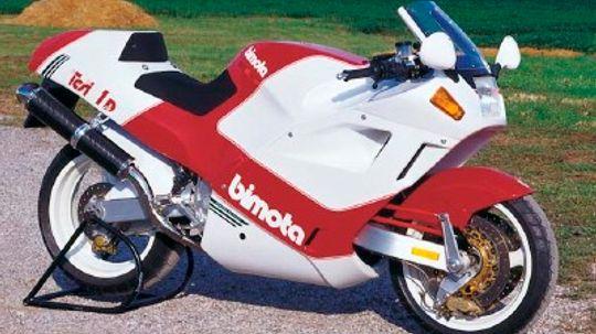 1992 Bimota Tesi