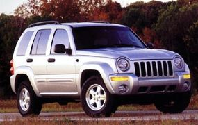 The Jeep Cherokee's replacement was the 2002 Jeep Liberty.