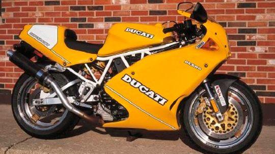 1993 Ducati Superlight