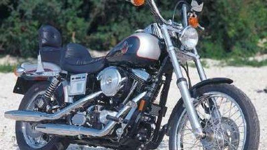 1993 Harley-Davidson FXDWG Wide Glide