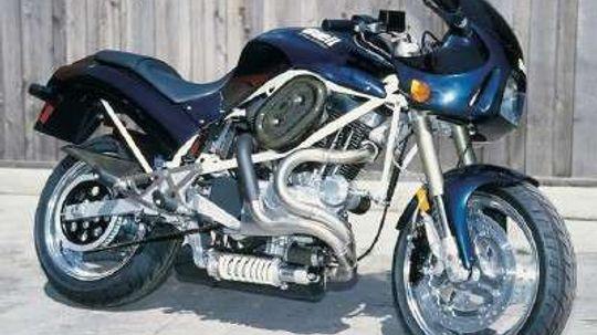 1994 Buell S2 Thunderbolt