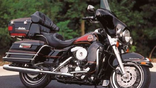 1994 Harley-Davidson FLHTC Electra-Glide