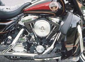 The 80-cubic-inch Evolution V-twin, introduced