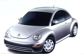 Base prices for the 1999 Volkswagen New Beetle lineup ranged from $15,900 to $20,900. Four models were offered, all sedans.