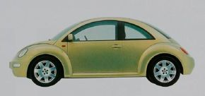 Volkswagen initially rejected the idea of a new Bug, but revived as the Volkswagen New Beetle, the car's 1998 return captivated consumers. See more Volkswagen Beetle pictures.