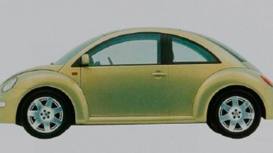1998-2008 Volkswagen Beetle