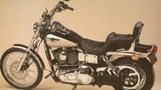 1998 Harley Davidson FXDWG Wide Glide