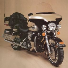 The 1998 Harley-Davidson FLHTCUI and its Evolution engine raised the bar for American touring bikes.