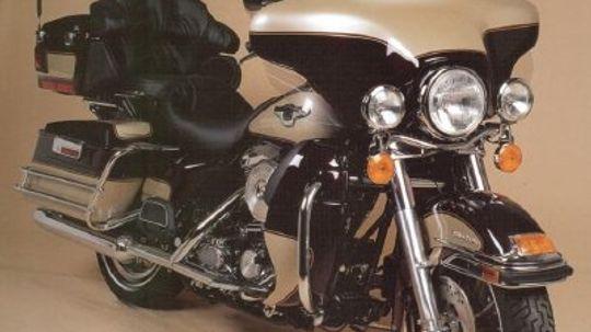 1998 Harley-Davidson FLHTCUI