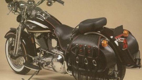 1998 Harley-Davidson FLSTS Heritage Springer