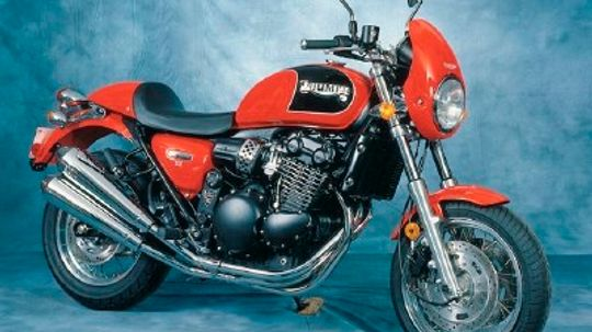 1998 Triumph Thunderbird Sport