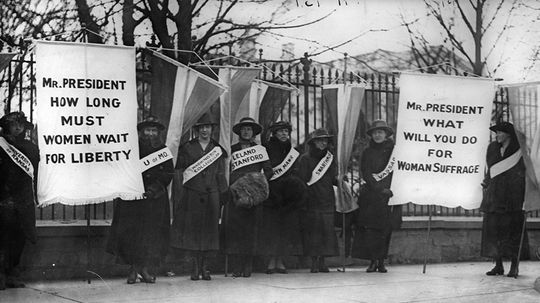 The Battle for the 19th Amendment and Women's Right to Vote