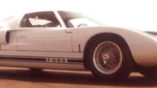 1964-1967 Ford GT