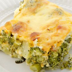 Broccoli casserole is a great way to get your kids to eat their veggies.