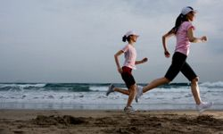 Even though a 5K race is relatively short, training for one takes time and effort.