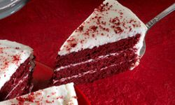 To make a show-stopping confection like a red velvet cake, you're going to need a fully stocked kitchen. See more pictures of modern cakes.