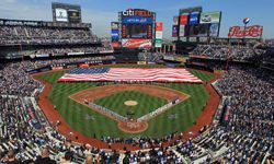 Citi Field in the Flushing neighborhood of the Queens borough, New York City.