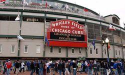 Wrigley Field in Chicago, Ill.
