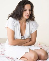 Your abdominal pain could be from food poisoning, or it could be something more.