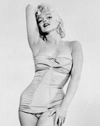 Marilyn Monroe's key to looking great? Shapewear. A structured look on the outside starts with structure underneath.