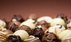 Eat truffles, load up on antioxidants. Dessert never sounded so sweet.
