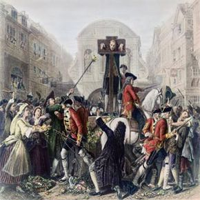 The pillory was rarely fatal, but it remained an effective social deterrent.