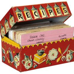 Follow Grandma's recipes and soon your kitchen will be filled with smells from years gone by.