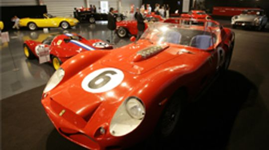 10 Most Expensive Classic Cars