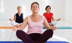 Yoga helps people all over the world relax and improve muscle strength and flexibility.