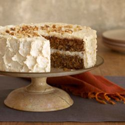Carrot cake cupcakes are a miniature version of this classic dessert.